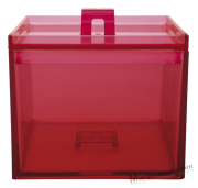 Stackable Storage Containers. ZAK