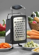 4 Sided Box Grater. MICROPLANE