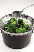 Pop-up steamer. OXO