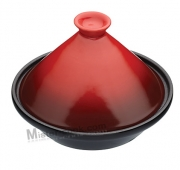 Molten Ceramic Mini 13cm Red Tagine