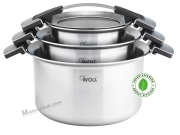 Pot set CONCEPT PRO. WOLL