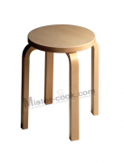 STOOL E60. ARTEK