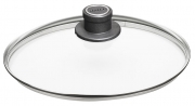 Round safety glass lids. WOLL